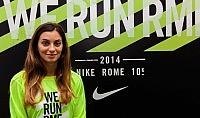 """Fiamingo, da regina della scherma alla """"We Run Rome"""""""
