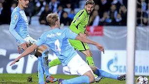 In Svezia è una sfida chiave   in diretta  Malmoe-Juve 0-1