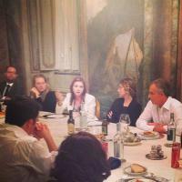 Incontro Renzi-Blair, cena con pizza a Palazzo Chigi