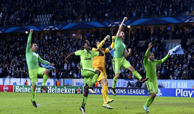 Ultime Notizie: Champions, Malmoe-Juventus 0-2: bianconeri a un passo dagli ottavi