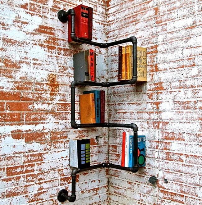 Troppi libri le idee pi fantasiose per sistemarli in - Idee in casa ...