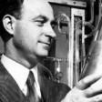Enrico Fermi a 60 anni  dalla morte, icona   foto   dei cervelli italiani in fuga