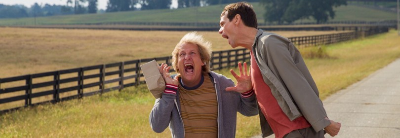 """Scemo e più scemo"", Carrey: ""Guardo a Lewis"""