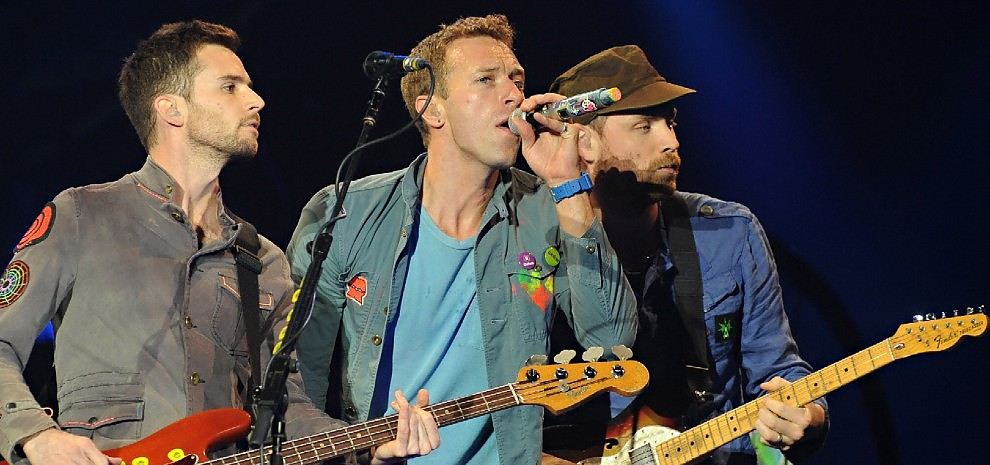 "Coldplay, il video di ""Ink"" lo scelgono i fan"