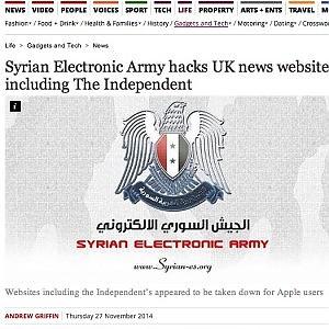 Attacco hacker contro i siti di tutto il mondo: c'è anche Repubblica.it