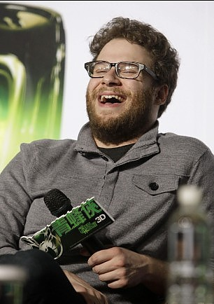 """""""Venite al cinema e fumate erba con me"""" la proposta è di Seth Rogen"""