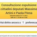 M5s, rivolta contro Grillo  per il processo a Pinna e Artini