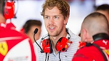 """Vettel chiede pazienza """"Impossibile competere subito con la Mercedes"""""""