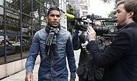 Brandao, costa cara la testata a Motta Condannato a un mese di carcere   video
