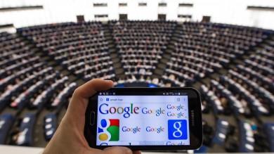 Ultime Notizie: Google, Strasburgo approva la risoluzione per il