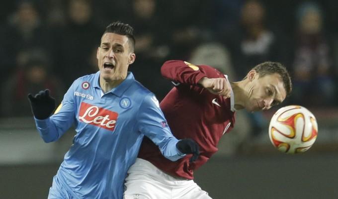 Sparta Praga-Napoli  0-0 : la partita in diretta    ft
