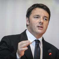 """Renzi: """"Sindacati contro di noi dopo aver lasciato fare Monti. Ignorando chi è senza..."""