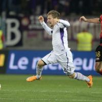 Guingamp-Fiorentina, il film della partita