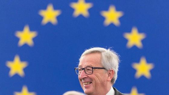 """Parla Juncker: """"Non sanziono l'Italia e la Francia, credo nelle riforme"""""""