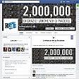 """Due milioni di """"mi piace"""" il record di Repubblica.it"""