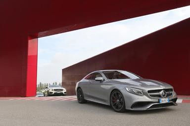 Performance Tour di Mercedes-AMG, le supercar vanno a spasso
