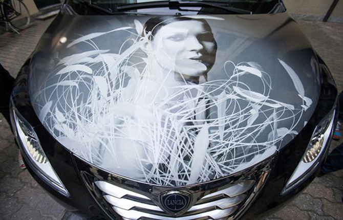 Ultime Notizie: Lancia Ypsilon, Kate Moss in mostra a Berlino