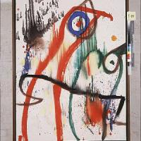 La materia, i colori e il nero. A Mantova il meglio di Miró