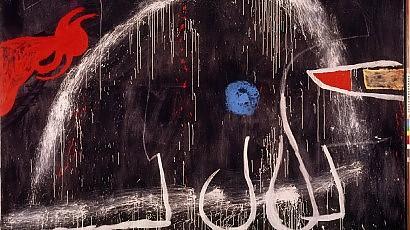 Ultime Notizie: La materia, i colori e il nero. A Mantova il meglio di Miró