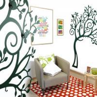 Ferrovivo, forme e disegni multiuso. E le pareti diventano creative