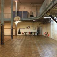 Parigi, il campo da basket più antico del mondo