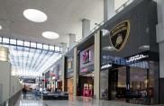 Primo fashion store Lamborghini a Dubai
