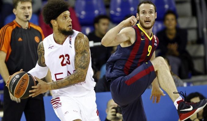 Basket, Eurolega: Milano spaventa il Barcellona, Sassari travolta dall'Efes