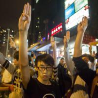Occupy Hong Kong, continuano gli scontri