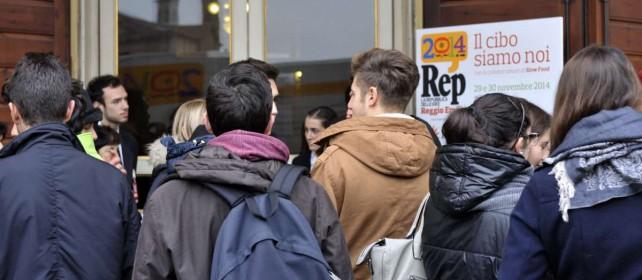 """Al via Repidee a Reggio Emilia   De Benedetti : """"Cibo eccellenza italiana"""" (vd)"""