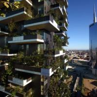 """Il Bosco Verticale ridisegna la città. """"Perché la biodiversità ci salverà"""""""