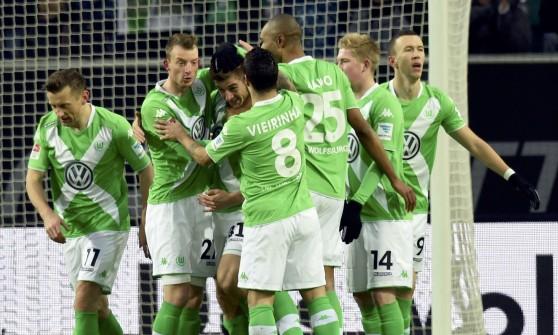 Germania: Dortmund ultimo, il Wolfsburg rincorre il Bayern