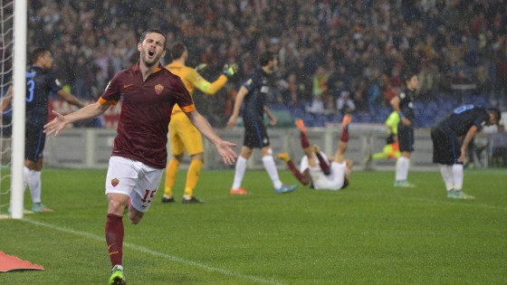 Roma-Inter 4-2: i giallorossi danno spettacolo