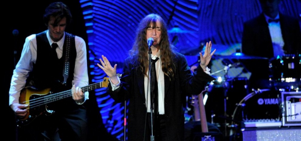 Elton John è con la band, Patti Smith parte in tour con la famiglia