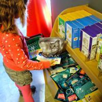 Al museo come al supermercato, bambini imparano a mangiare bene