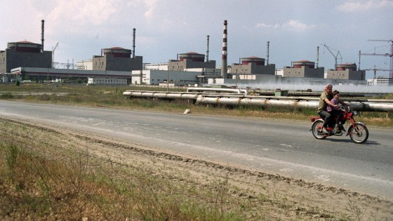 """Incidente a centrale nucleare in Ucraina sudorientale. Ministro Energia: """"Nessun pericolo"""""""