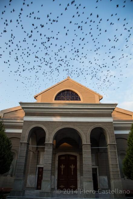Viaggio tra i cattolici di Smirne, che il Papa non potrà vedere