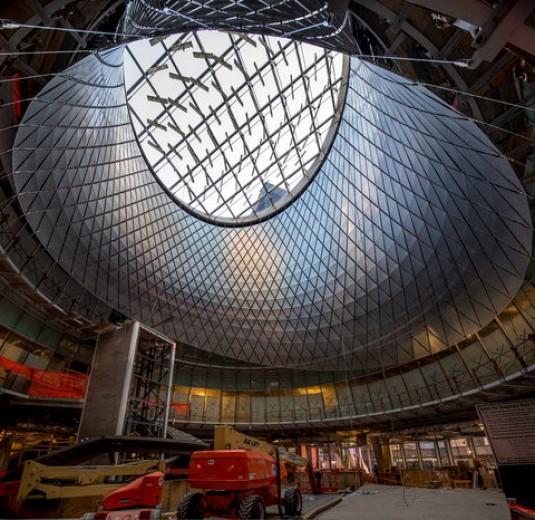 World Trade Center  Costi Record Per La Stazione Metro A