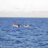 Immigrati: la Marina salva 278 profughi nel Canale di Sicilia