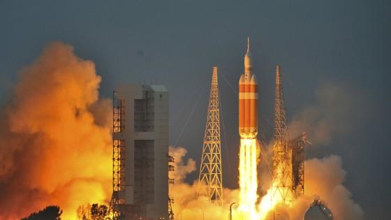 Primo volo orbitale per Orion: missione compiuta. È un passo dell'uomo verso Marte