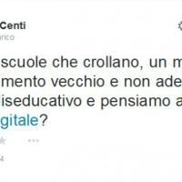 RNews, TwitterTime: scuola digitale, il Censis ci boccia, gli italiani pure