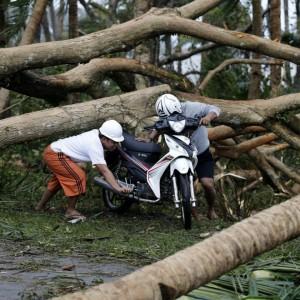 Filippine, Hagupit ha colpito le Filippine, oltre 1 milione di sfollati e gravi danni all'agricoltura