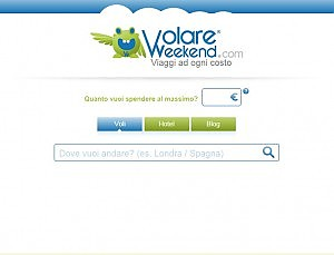 VolareWeekend, la startup sfida i colossi del booking