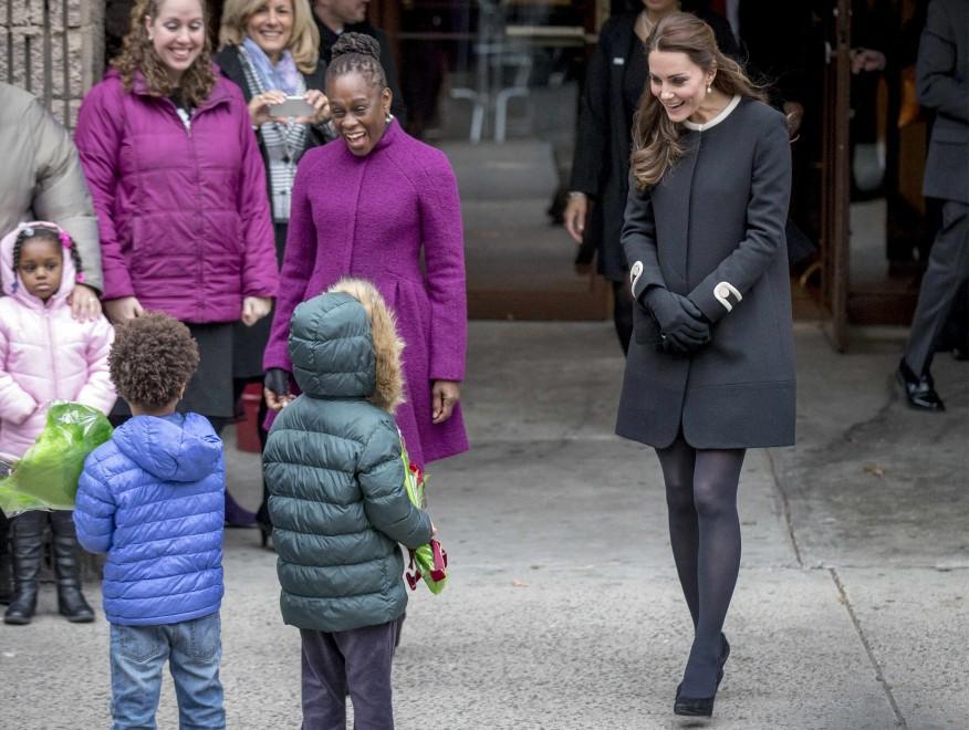 New York, il viaggio americano di Kate e William