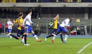 Verona-Sampdoria 1-3, blucerchiati a un passo dalla zona Champions
