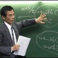 """Shigefumi Mori: """"Che magia l'algebra nei templi giapponesi"""""""