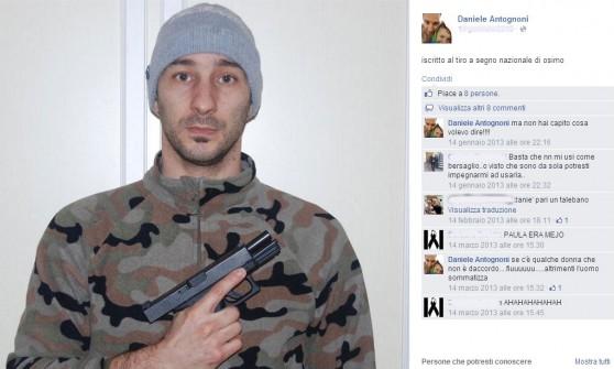 Ancona: spara per uccidere la moglie e il figlio di 5 anni, infine si toglie la vita