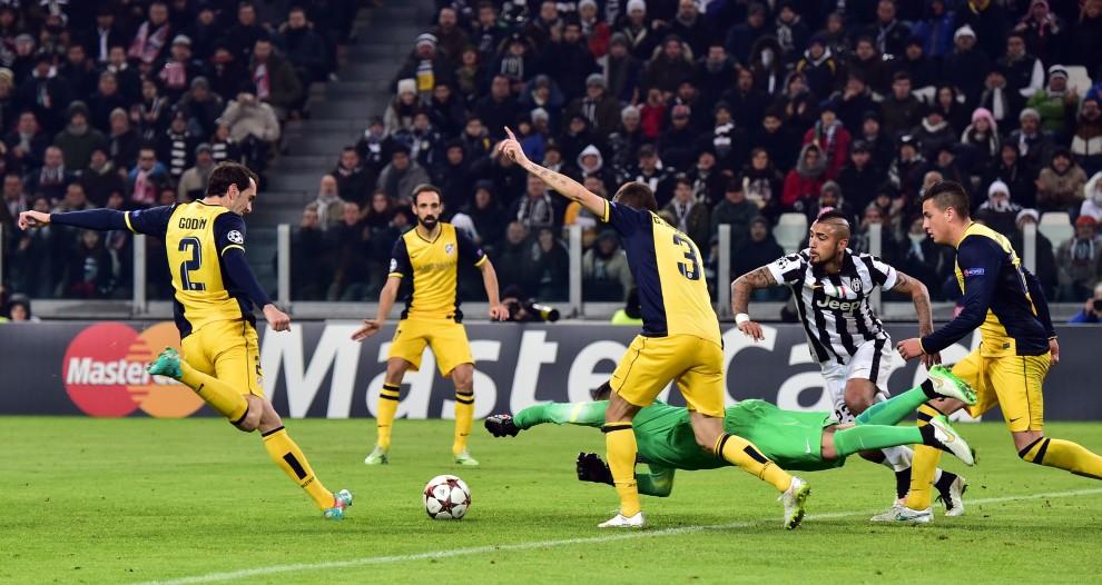 ЛЧ. Ювентус - Атлетико 0:0. Чемпион Италии выходит в плей-офф - изображение 5