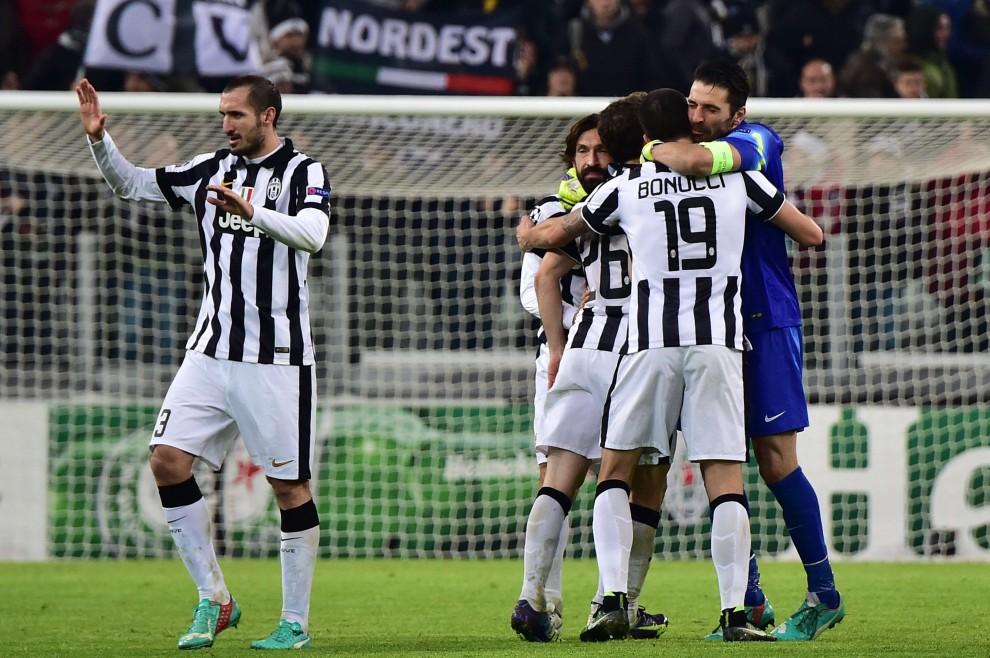 ЛЧ. Ювентус - Атлетико 0:0. Чемпион Италии выходит в плей-офф - изображение 6