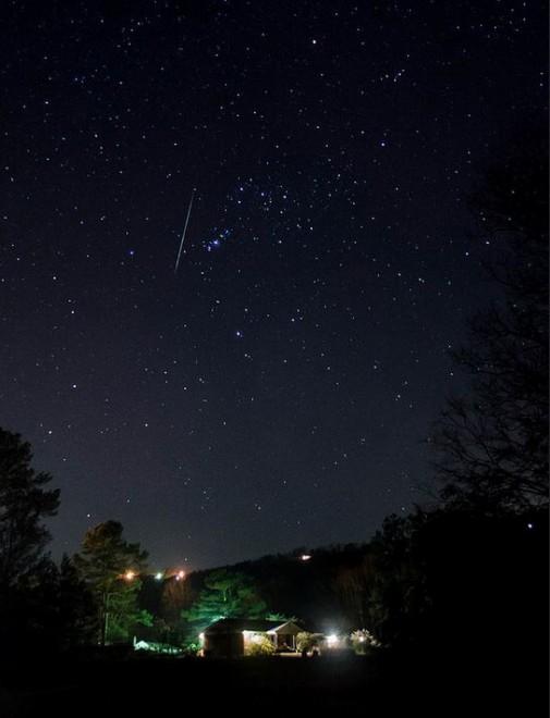 Pioggia di stelle: arrivano le Geminidi, le meteore di dicembre