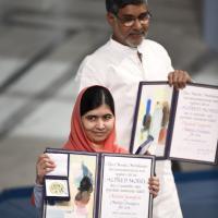 Nobel per la Pace a Malala e Satyarthi, la cerimonia
